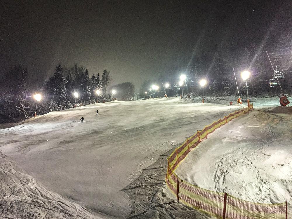 Stacja narciarska Soszów