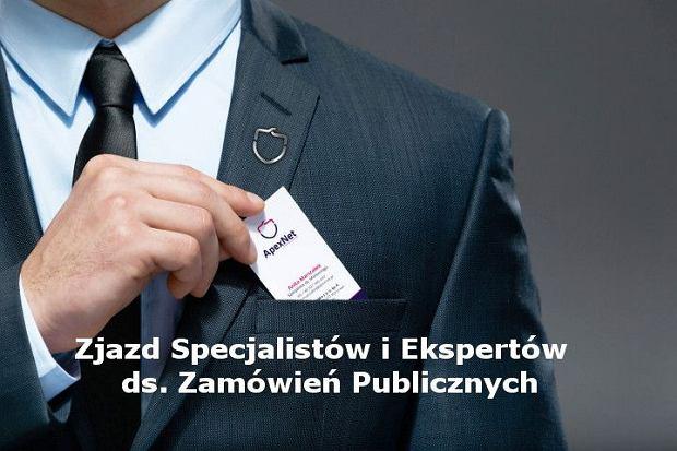 Zjazd Specjalistów i Ekspertów ds. Zamówień Publicznych