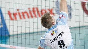 Bartosz Janeczek będzie miał konkurenta do gry w wyściowej szóstce Transferu