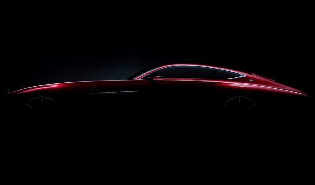 Teaser nowego Mercedesa-Maybach