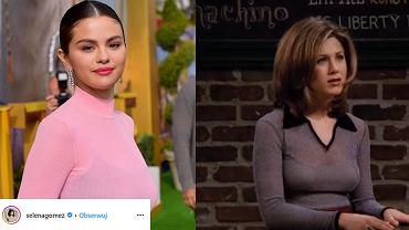 Selena Gomez - nowa fryzura. Teraz wygląda jak Rachel z serialu 'Przyjaciele'