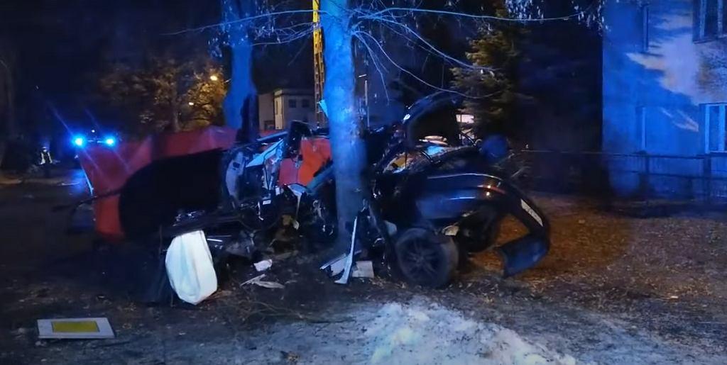 Tragiczny wypadek w Lublinie.