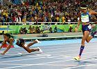 Rio 2016. Shaunne Miller rzuciła się po złoto w biegu na 400 m