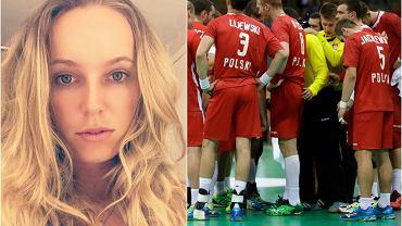 Caroline Wozniacki, polska reprezentacja piłki ręcznej po przegranym meczu ww Rio