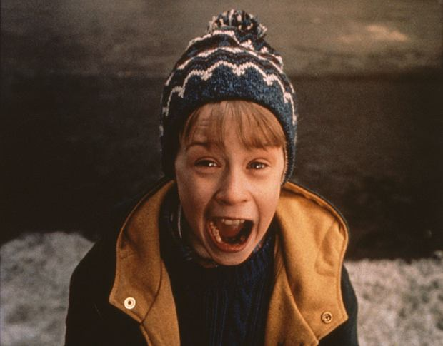-KADR Z FILMU HOME ALONE 2: LOST IN NEW YORK'