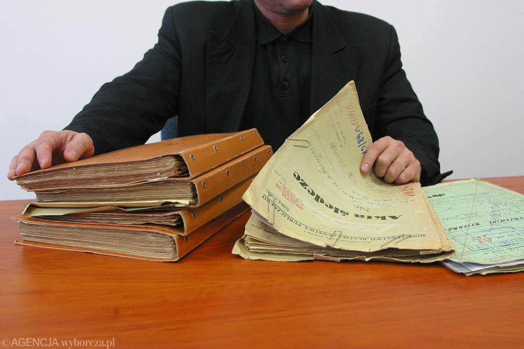 Prokurator IPN w Szczecinie szuka osób posiadających informacje na temat zabójstwa z 1952 roku
