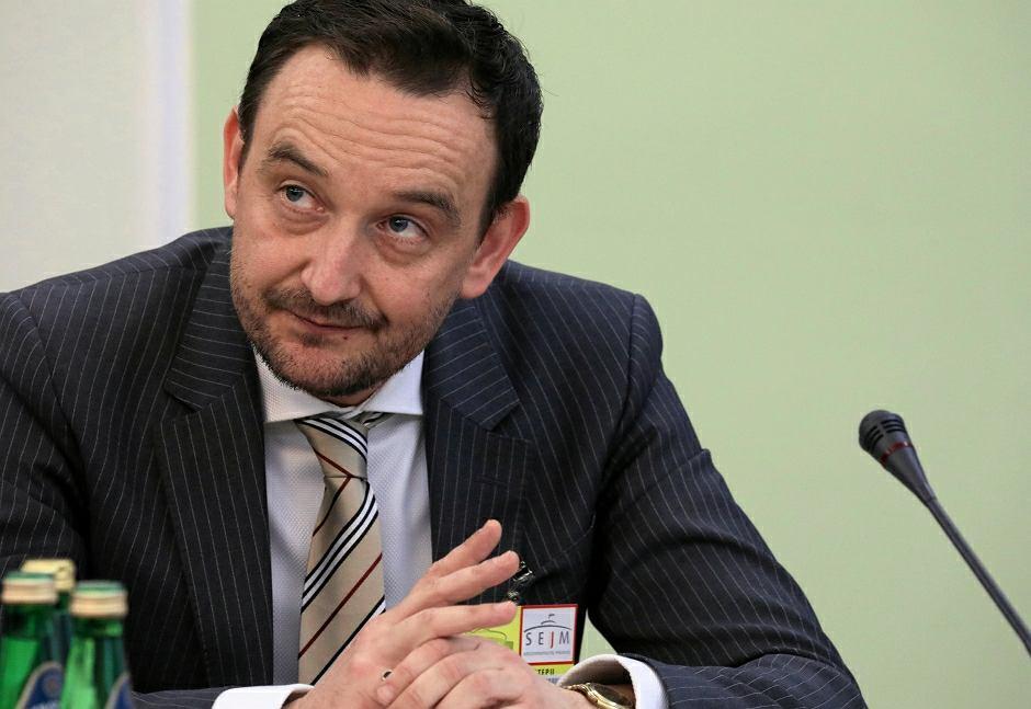 Rzecznik Krajowej Rady Sądownictwa sędzia Maciej Mitera