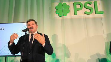 Jarosław Kalinowski po raz kolejny zdobył mandat Parlamentu Europejskiego