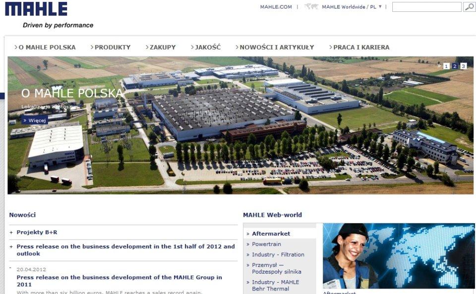 Niemcy Przejma Fabryke Czesci Do Aut W Ostrowie Wielkopolskim