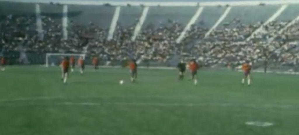 Mecz Chile - ZSRR z 1973 roku