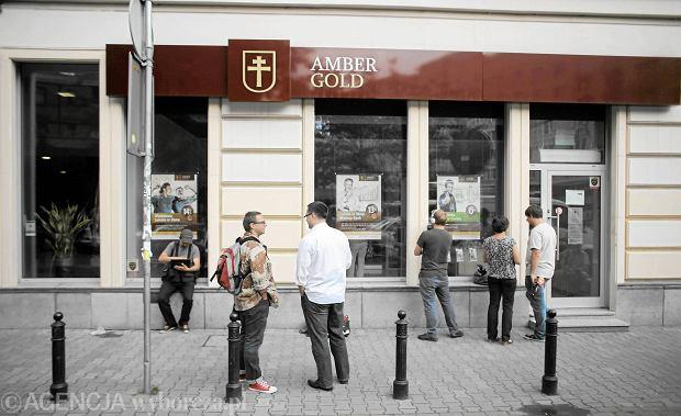 Rekord Bezczelności. Historia afery Amber Gold