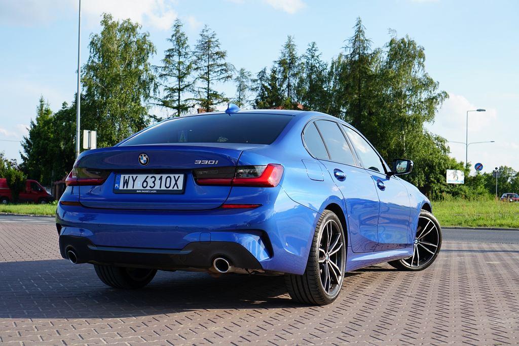 BMW serii 3 2019