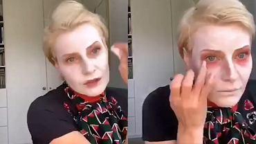 Małgorzata Kożuchowska z okazji urodzin przebrała się za postać z 'Alicji w Krainie Czarów'