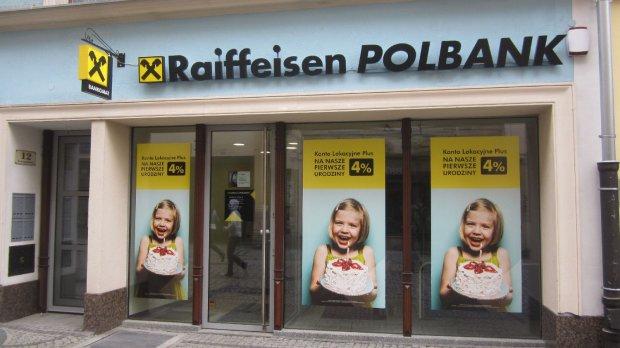 Reuters: Chińczycy chcą kupić Raiffeisen Polbank