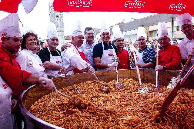 Festiwal pomidora w Umag