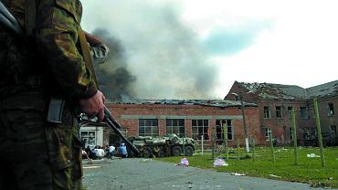 1 września 2004 roku oddział terrorystów Szamila Basajewa zaatakował szkołę w Biesłanie