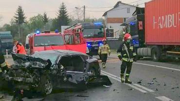 Starachowice, 15 maja 2019 roku. Tragiczny wypadek na drodze krajowej nr 42