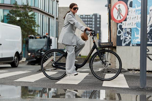 moda rowerowa Kopenhaga