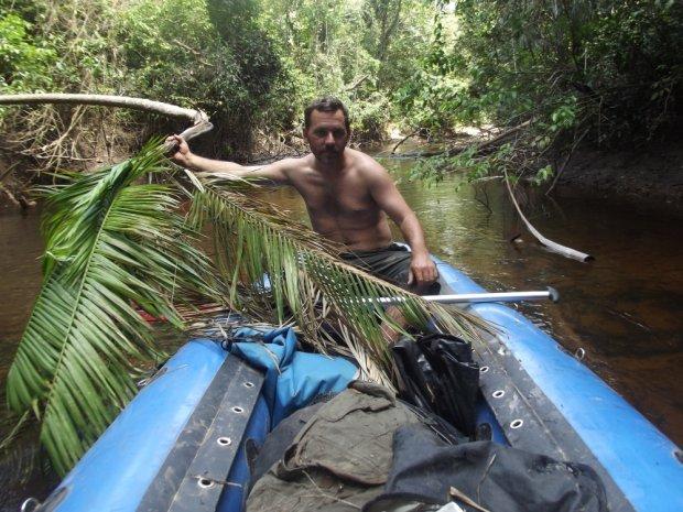 Zdjęcie numer 1 w galerii - Maciej Tarasin w zaginionym świecie. Polski kajakarz odkrywa tajemnice Amazonii [Ludzie z pasją odc. 6]