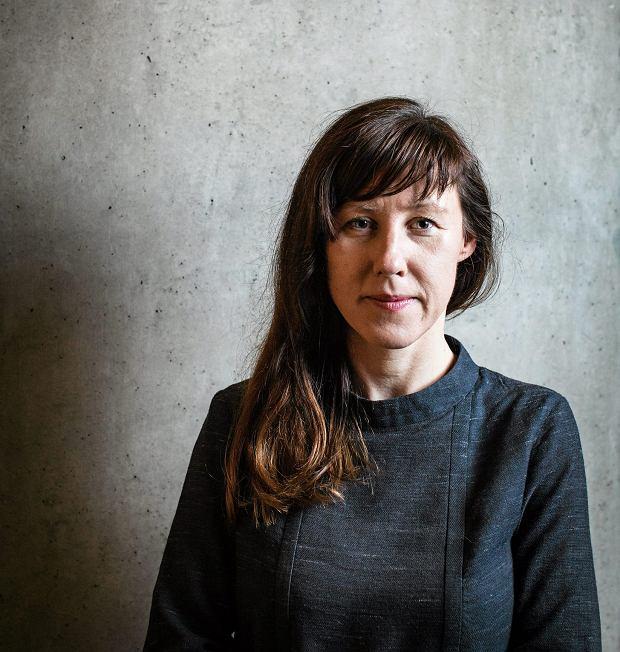 Joanna Sułkowska, kierowniczka Interdyscyplinarnego Laboratorium Modelowania Układów Biologicznych w Centrum Nowych Technologii Uniwersytetu Warszawskiego
