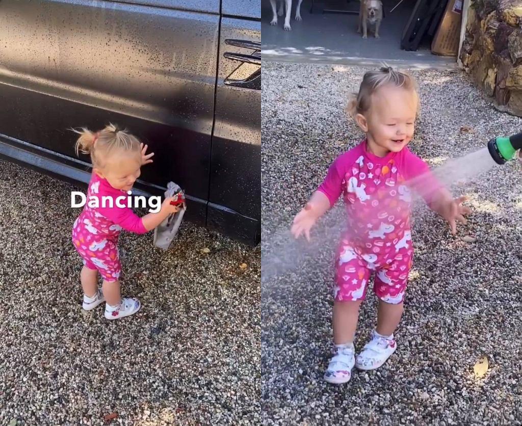 Joanna Krupa córka Asha