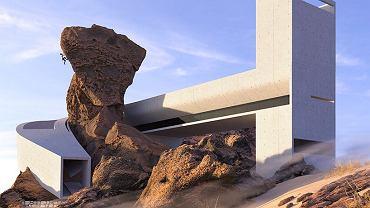 Najnowszy projekt architekta 'House in the Desert'