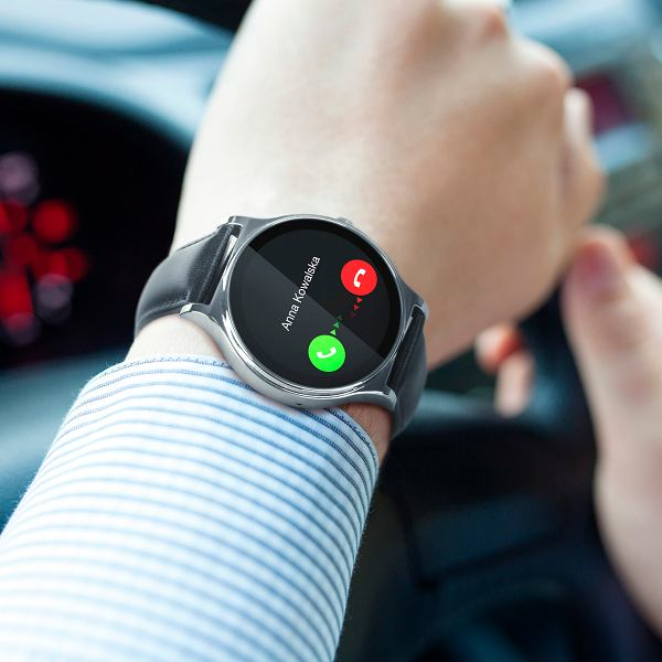 Kruger&Matz Style - tani i udany pomysł na inteligentny zegarek