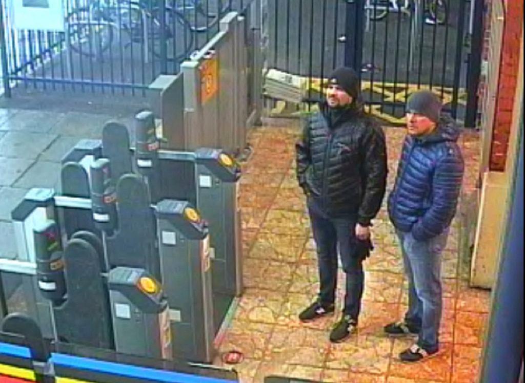 Aleksandr Pietrow i Rusłan Boszirow - podejrzani o otrucie Siergieja Skripala