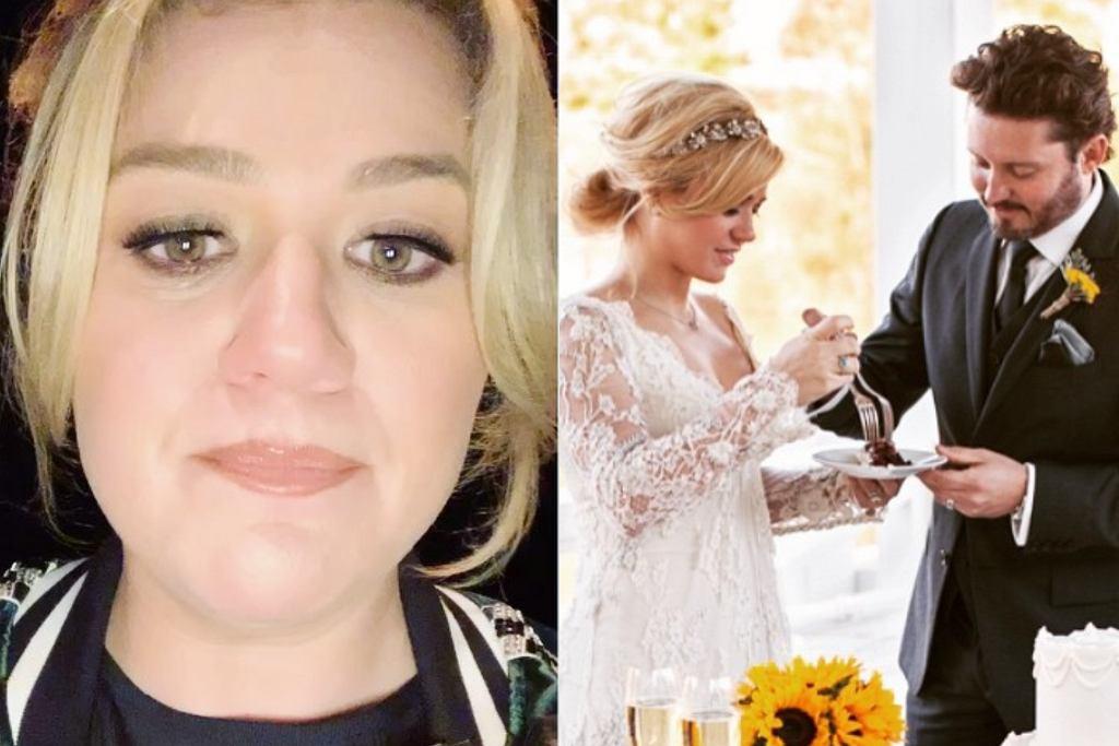 Kelly Clarkson rozwodzi się
