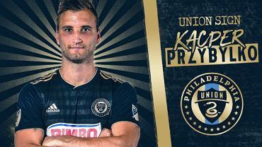 Kacper Przybyłko zagra w MLS