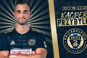MLS. Kacper Przybyłko zagra w Stanach Zjednoczonych