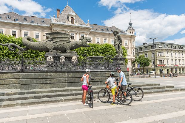 Miasto Klagenfurt