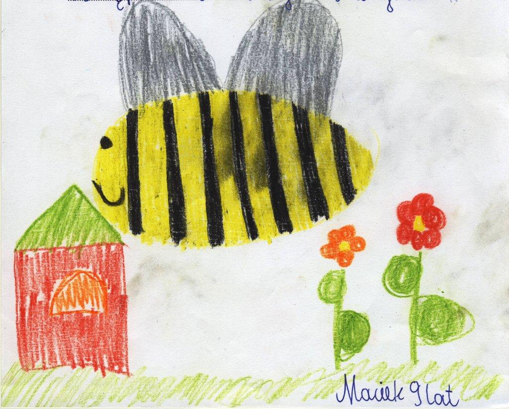 Akcja Adoptuj pszczołę oczami 9-latków