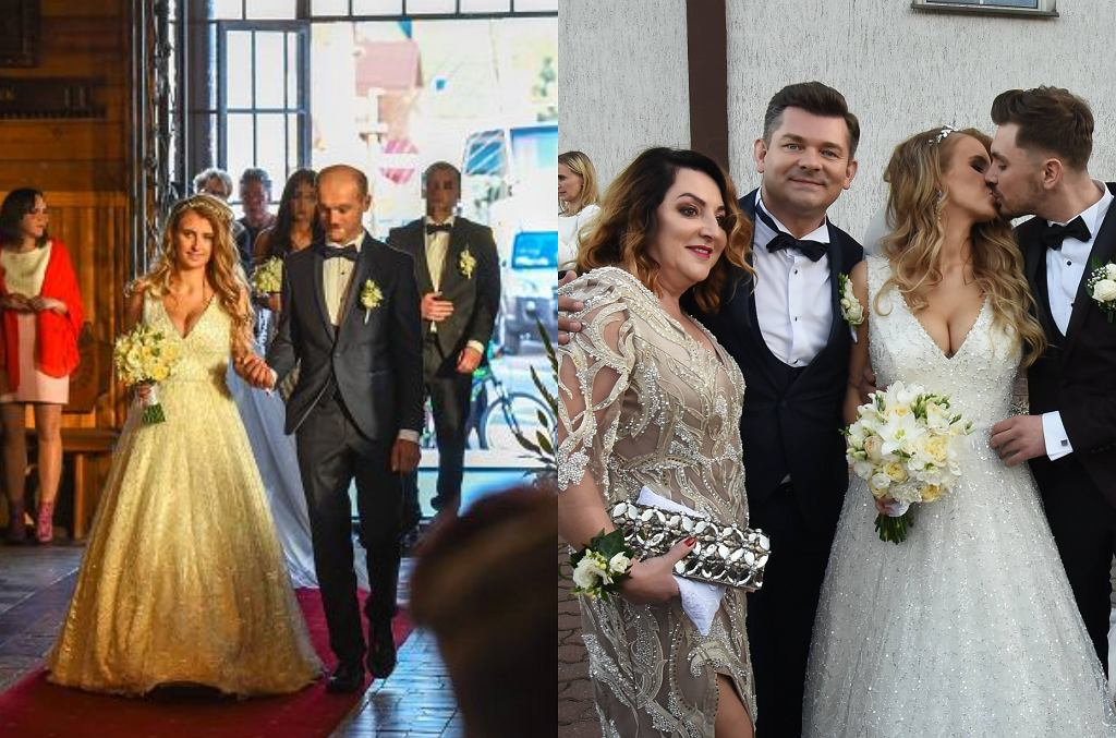Ślub syna Zenona Martyniuka