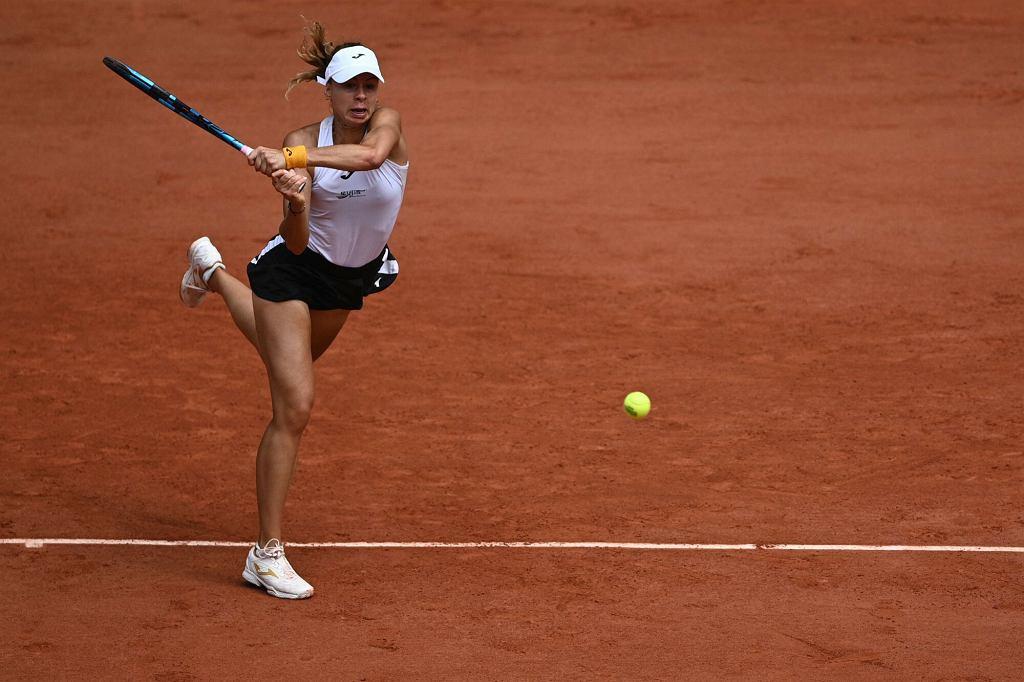 Magda Linette, Roland Garros 2021, 3.06.2021