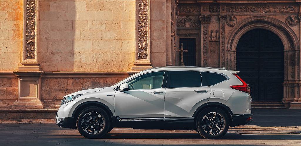 Nowa Honda CR-V Hybrid