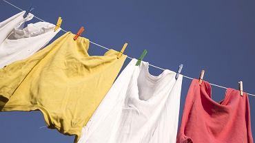 Zanim schowasz ubrania do szafy, sprawdź, czy są suche!