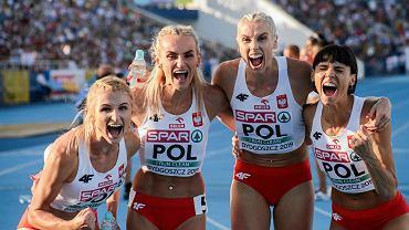 Radom. Mistrzostwa Polski w lekkoatletyce. Do startu! Gotowi! Start!