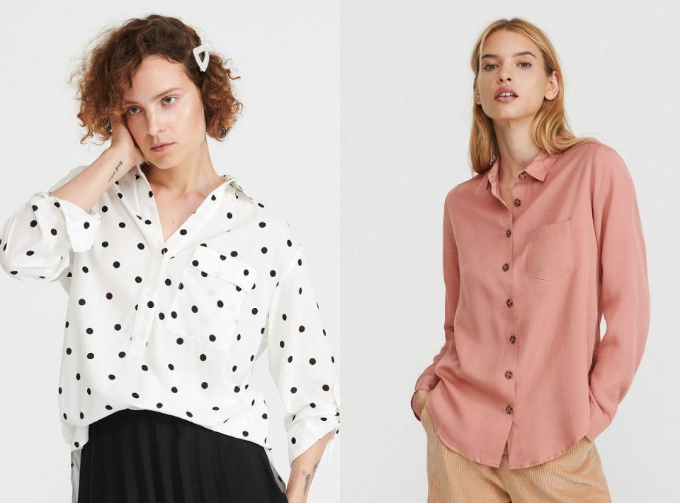 Koszule damskie z Reserved