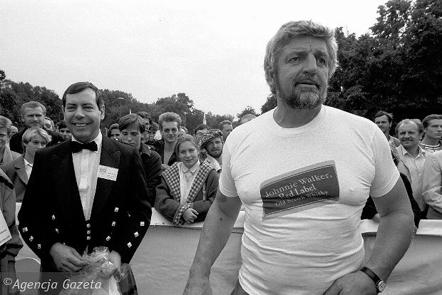 Mistrz olimpijski grał u Polańskiego i miał kabaret z Drozdą. Niesamowite życie Władysława Komara zakończone tragedią
