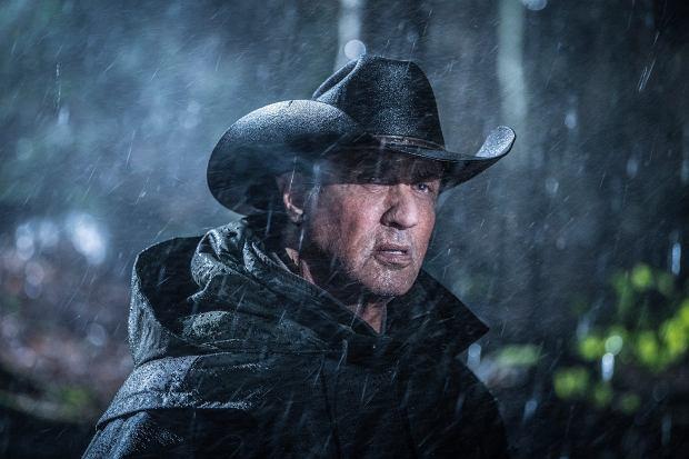 Kadry z filmu Rambo: Last Blood