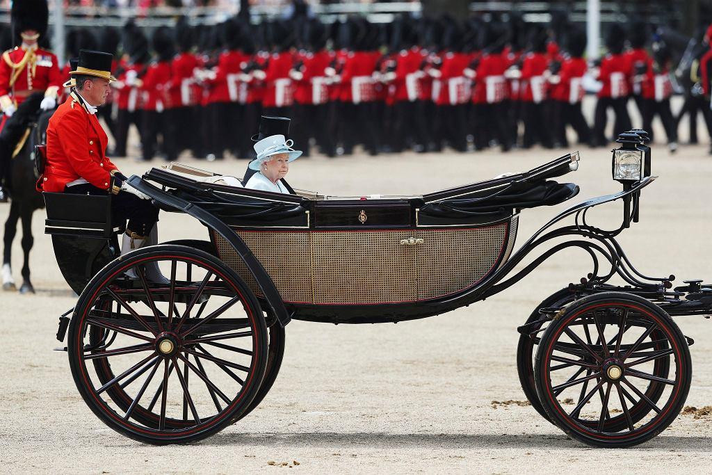 Obchody urodzin królowej Elżbiety II