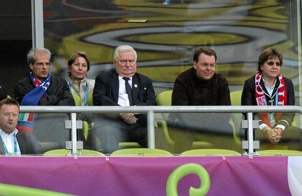 Zdjęcie numer 2 w galerii - Lech Wałęsa robi zdjęcia podczas meczów. Zobaczcie co udało mu się sfotografować...