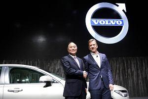 Nowe Volvo, flagowy model, będzie produkowane tylko w Chinach