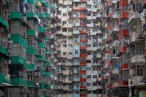 7 milionów ludzi w jednym mieście [HONGKONG]
