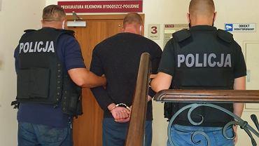 44-latek aresztowany za uszkodzenie ciała ekspedientki