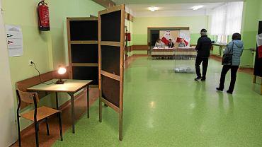 Wybory samorządowe 2018, druga tura w Kielcach, obwodowa komisja nr 40