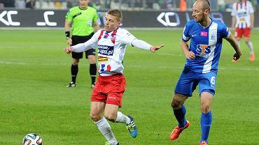 Podbeskidzie Bielsko - Biała Lech Poznań 0:2.