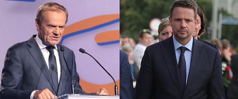 """""""Jest rezerwą strategiczną"""". Trzaskowski zmarginalizowany, ale nie unicestwiony"""