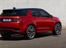 Taki sam, ale jeszcze lepszy. Nowy Land Rover Discovery Sport zaskakuje!
